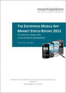 The-Enterprise-Mobile-App-Market-Status-Report-2012