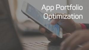 App Portfolio Optimization