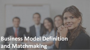 Business Model Definition and Match-Making
