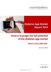 Diabetes App 2014 Cover