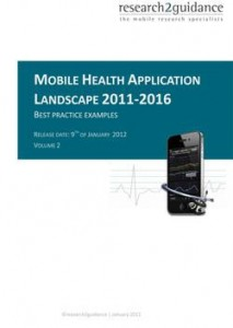 Mobile Health Application Landscape 2011-16