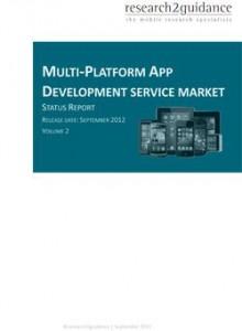 Multi Platform App Development Service Market 2012