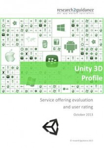 Unity 3D Report Cover
