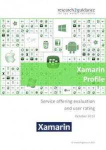 Xamarin Report Cover