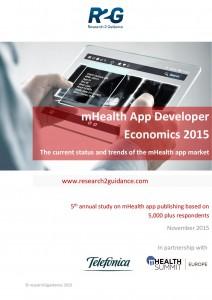 mHealth App Developer Economics 2015
