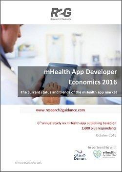 mHealth Economics 2016 - Free Report