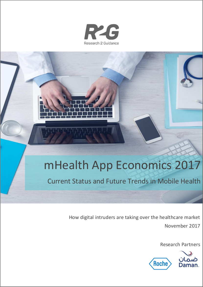 research2guidance - mHealth Economics 2017 – Current Status