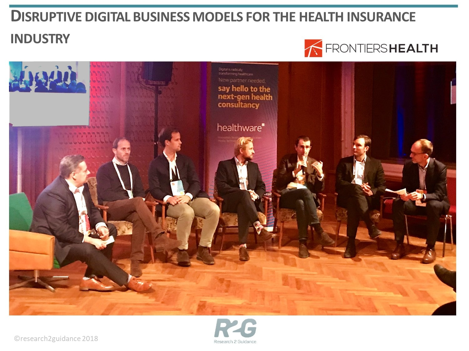 Disruptive digital business models for the health insurance industry-min