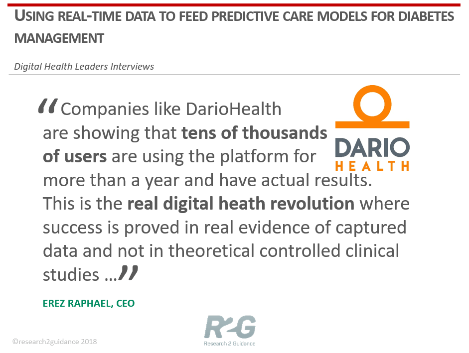 Using-real-time-data-to-feed-predictive-care-models-for-diabetes-management-Interview-with-Erez-Raphael-CEO-at-DarioHealth-min