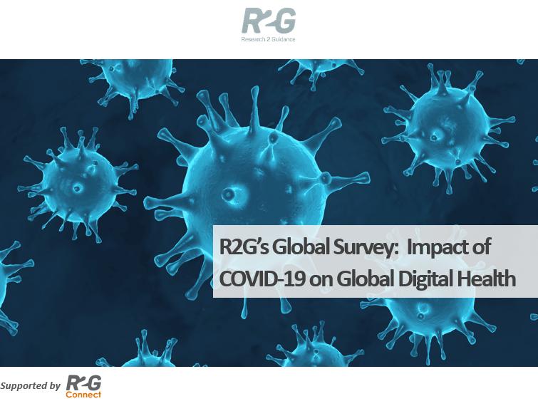 Impact of COVID-19 on Global Digital Health