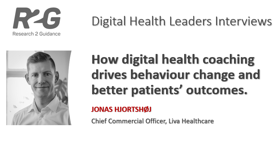 Liva Healthcare Interview - How digital health coaching drives behaviour change and better patients' outcomes